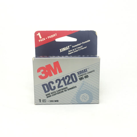 Various 3M and Assorted Brand Mini Disc Cartridges