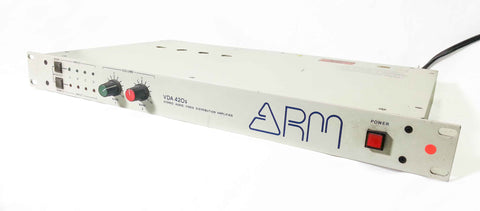 VDA 420S Stereo - Audio Video Distribution Amplifier