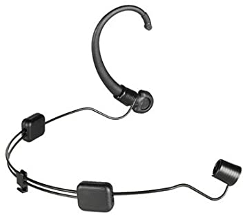 Audio-Technica AT8464 Dual Ear Mount for Microset Headworn Mics