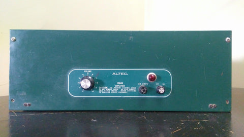 Altec 1593B Power Amplifier
