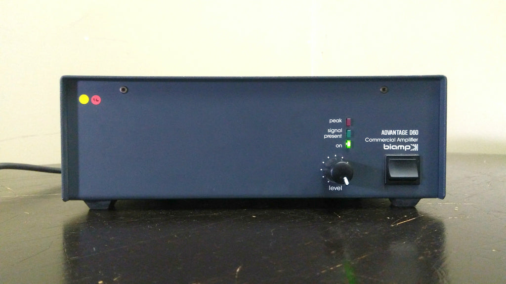 Biamp Advantage D60
