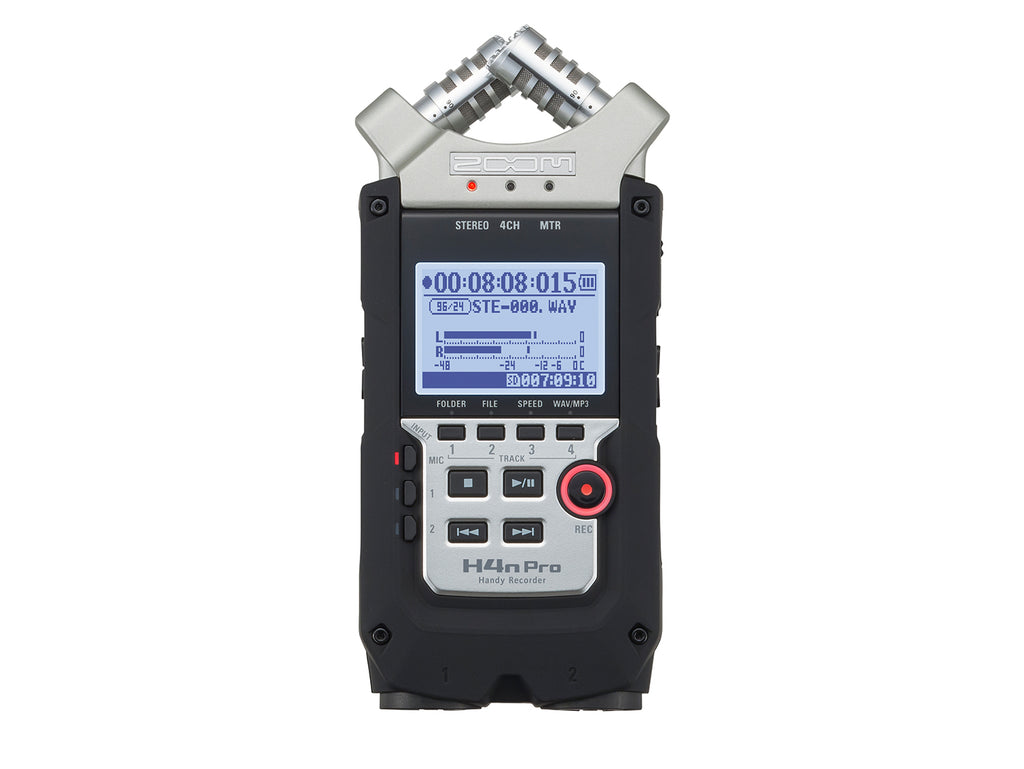Zoom H4n Pro Audio Recorder