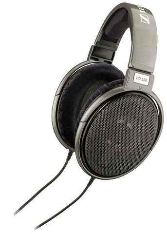 SENNHEISER HD650 OPEN, CIRCUMAURAL HEADPHONES