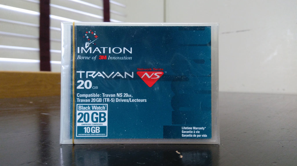 Imation Travan NS 20 gb