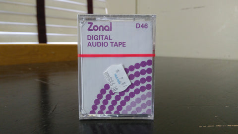 Zonal Digital Audio Tape D46