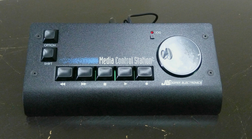 JLCooper Media Control Station2 RS-232 Compact Remote for PCs