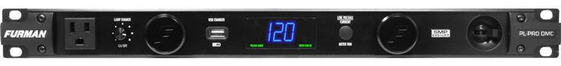 Furman PL-PRO DMC 20A Power Conditioner with Voltmeter / Ammeter