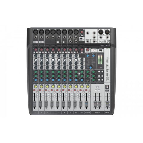 Soundcraft Signature 12MTK Mixer w/ USB