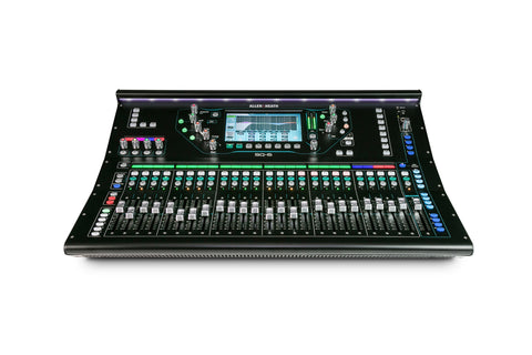 Allen & Heath SQ-6 48-Channel / 24-Fader Digital Mixer