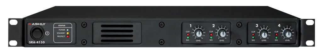 Ashly SRA-4150 4-Channel 150W @ 4 Ohm Amplifier