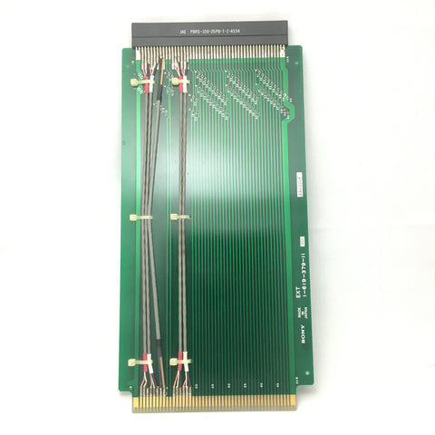 Sony EXT 1-619-379-11 Card