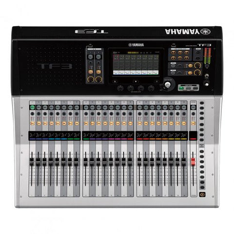 TF3 24-Channel, 48- Input Digital Mixer