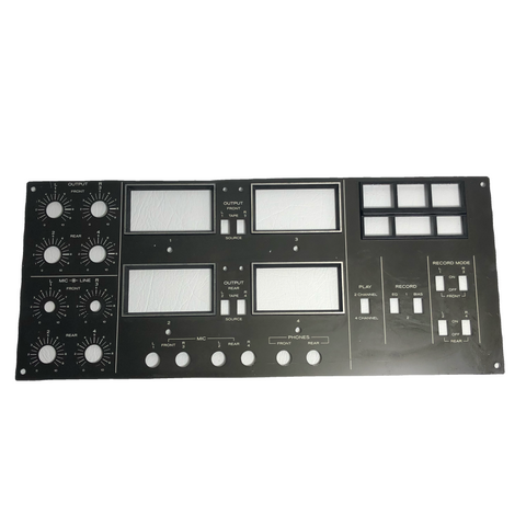 Teac Tascam A-3340 Front Dial Panel