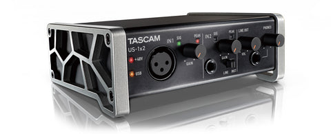 Tascam US-1x2-CU USB Audio Interface