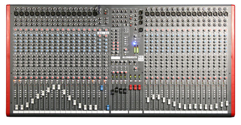 Allen & Heath ZED-436 4-Bus Mixer - 32 Mono / 2 Stereo with USB