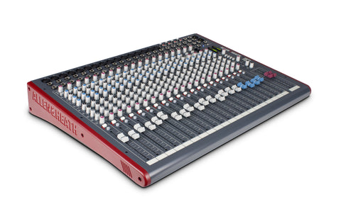 ZED-24 Multipurpose Mixer for Live sound and Recording