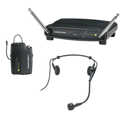 Audio Technica ATW-901A/H System 9 Wireless Headset Mic System