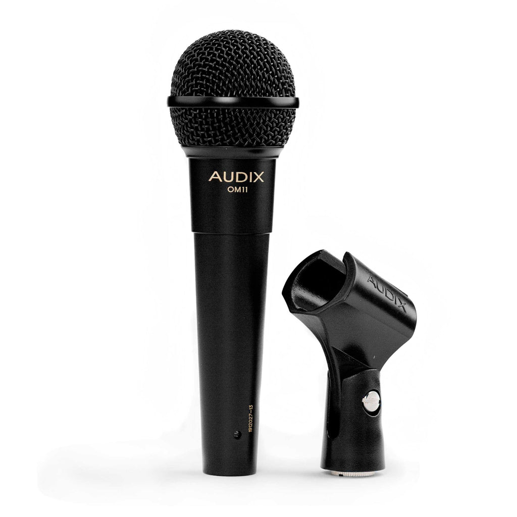Audix OM11 Dynamic Vocal Microphone - Teletechproaudio