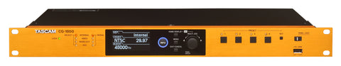 Tascam CG-1800 Video Sync/Master Clock Generator