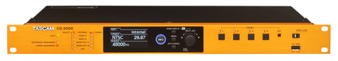 Tascam CG-2000 Video Sync/Master Clock Generator