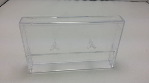 Clear Cassette Case (Norelco)
