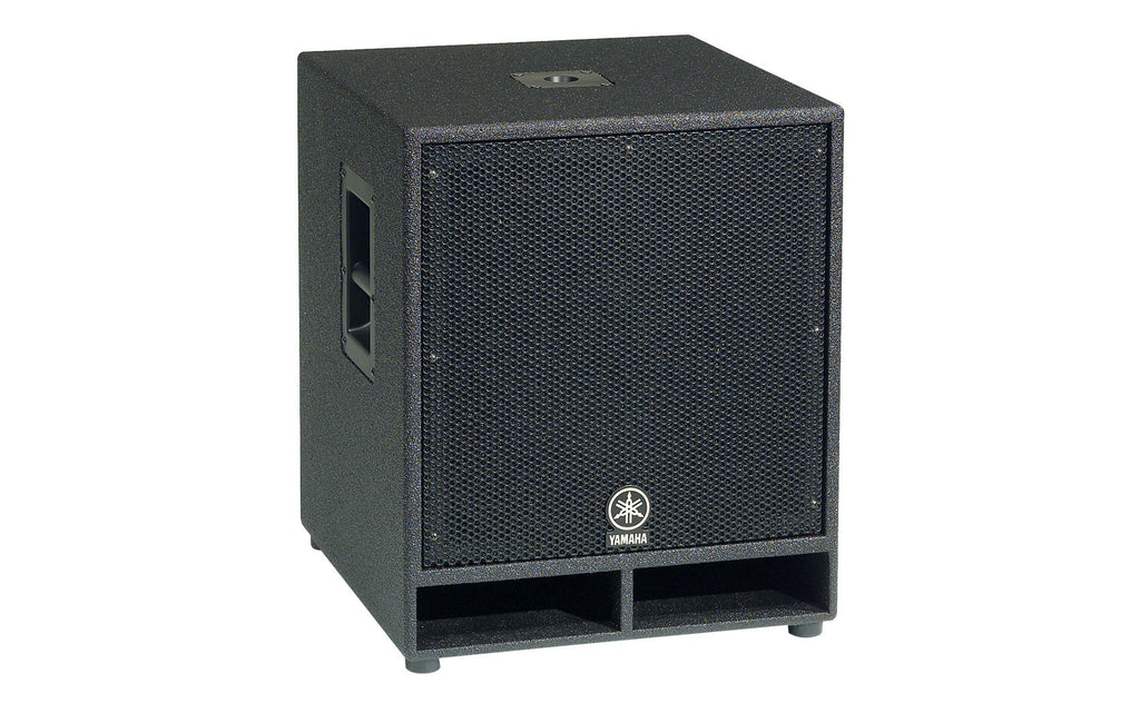 "Yamaha CW115V Concert Club V Series 15"" 1000W Peak (4 Ohms) Subwoofer - SHOW Model"