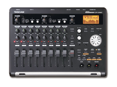 TASCAM DP-03SD DIGITAL PORTASTUDIO WITH SD
