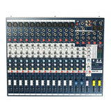Soundcraft EFX12, 12 Channel Mixer with Lexicon Effects