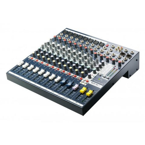 Soundcraft EFX8, 8 Channel Mixer with Lexicon Effects