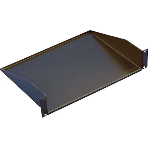 "Gator Cases 1U 10"" Deep Utility Shelf"