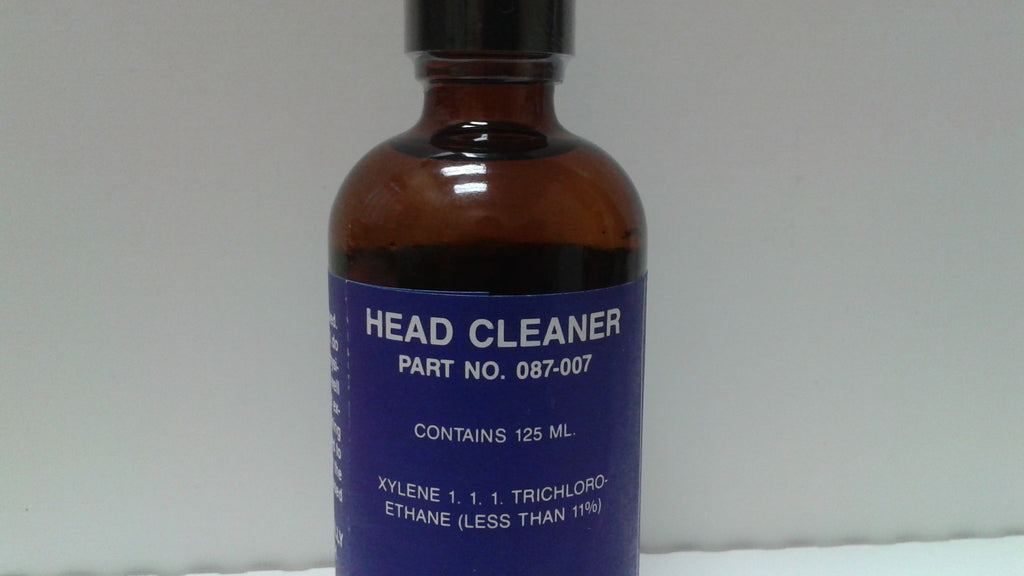 Head Cleaner 125 btl
