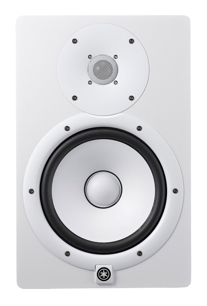 Yamaha HS8 (White) POWERED STUDIO MONITOR