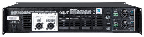 Ashly KLR-2000 Power Amplifier