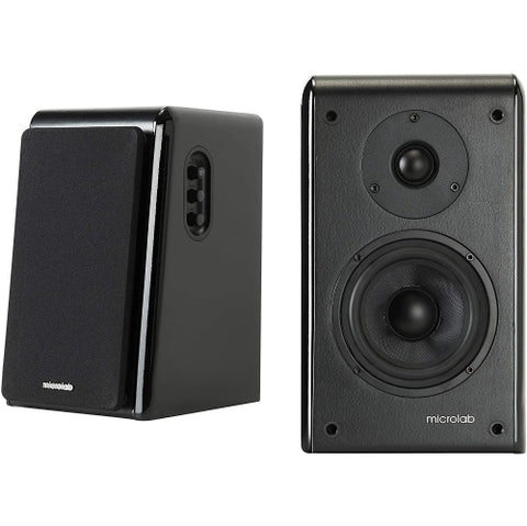 Microlab SOLO 11 High Power Bluetooth Bookshelf Speakers
