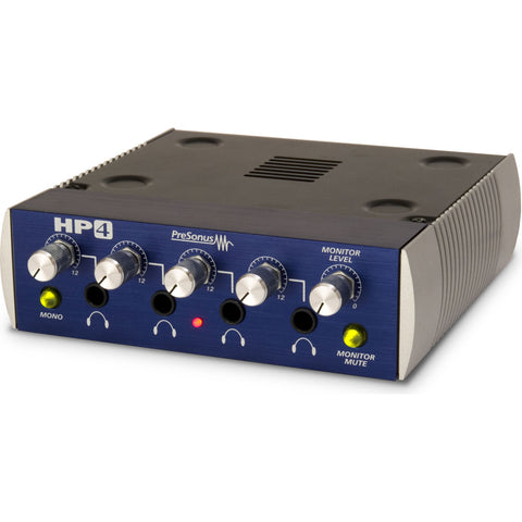 Presonus	hp-4 channel headphone amplifier