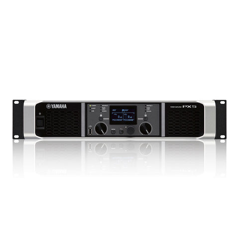 Yamaha PX5 Power Amplifier
