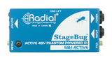 Radial StageBug SB-1 Active Acoustic Direct Box
