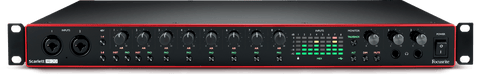 Focusrite Scarlett 18i20 3rd Gen Audio Interface