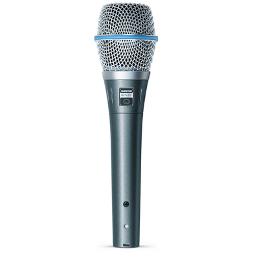 Shure BETA 87C Vocal Microphone