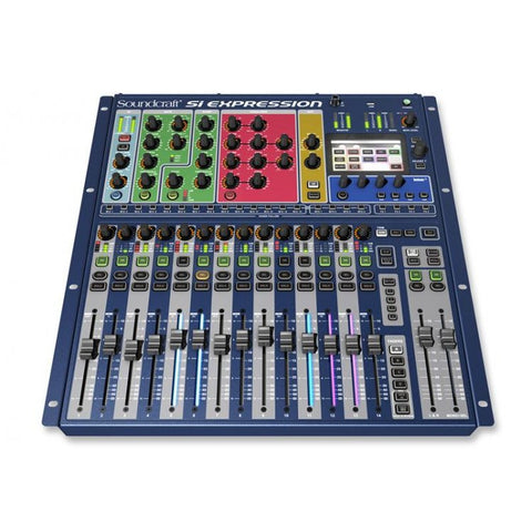 Soundcraft SI Expression 1, 16 channel Digital Console