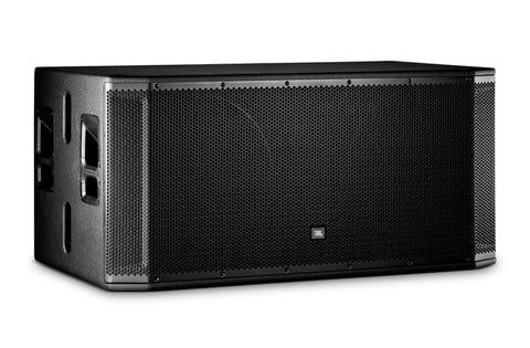 JBL SRX828SP Dual 18in Powered Subwoofer
