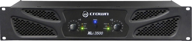 Crown XLi3500 Power Amplifier