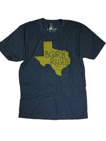 Born & Raised in Texas Tee