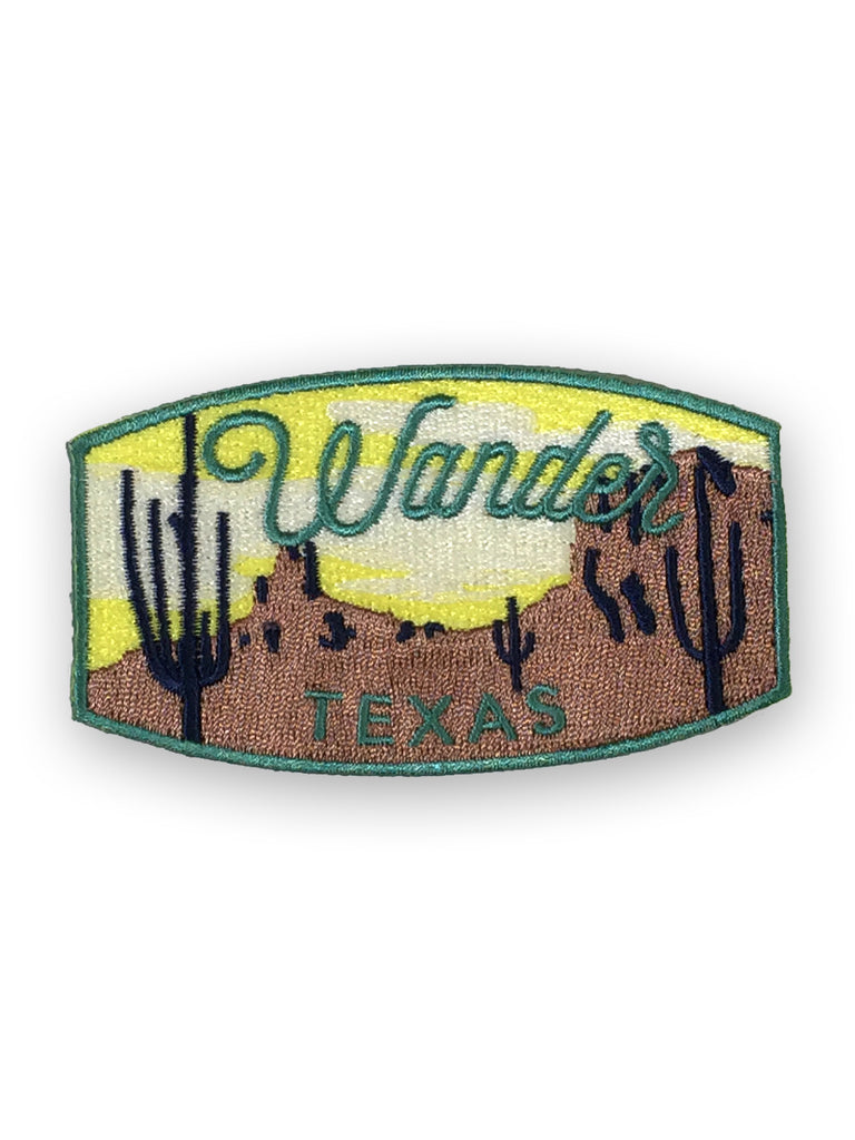 Wander Texas Patch