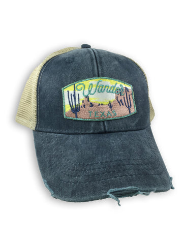 Wander Texas Trucker Hat