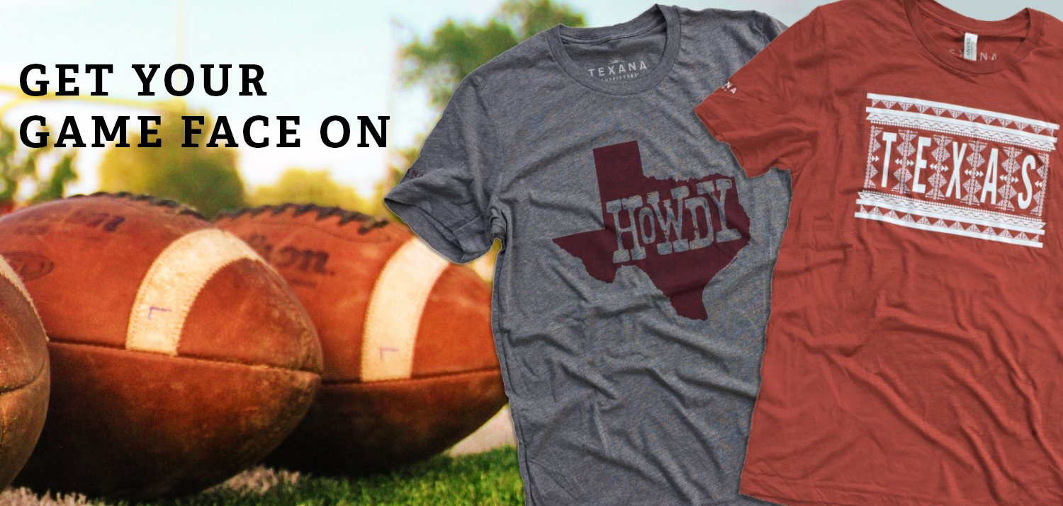 Texas College Tees