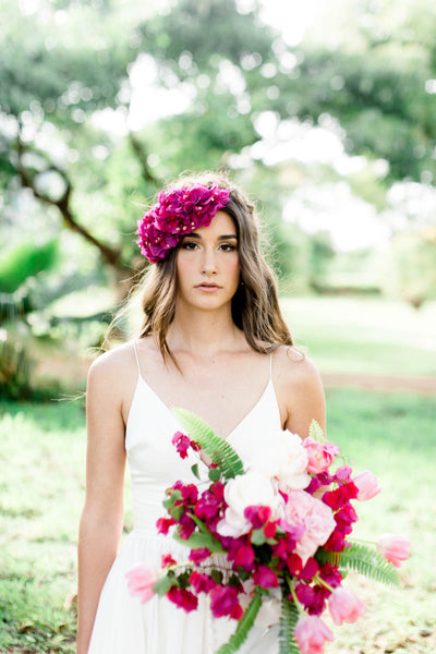 How to use Bougainvillea at your wedding