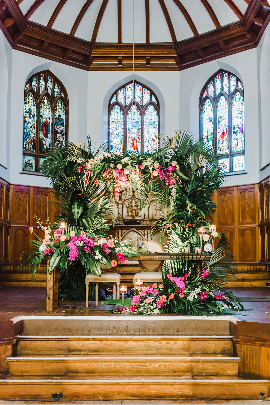 Bougainvillea Tropical Wedding Destination Inspiration All Saints Events Ottawa Citrus Press Co