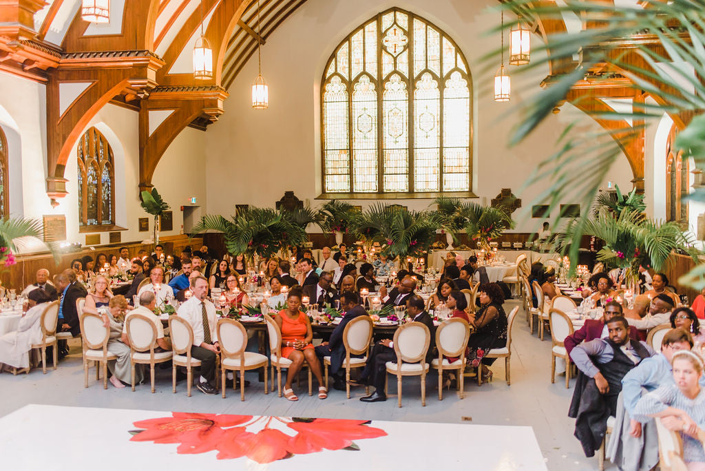 Bougainvillea Tropical Wedding Destination Inspiration All Saints Events Ottawa Dance Floor Citrus Press Co