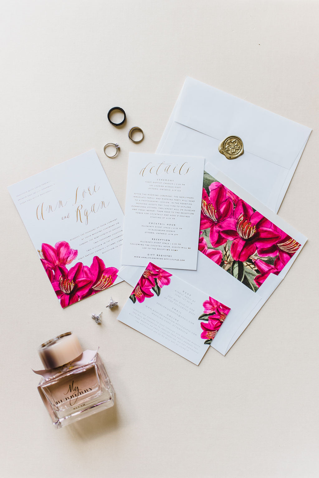 Bougainvillea Tropical Wedding Destination Inspiration Citrus Press Co